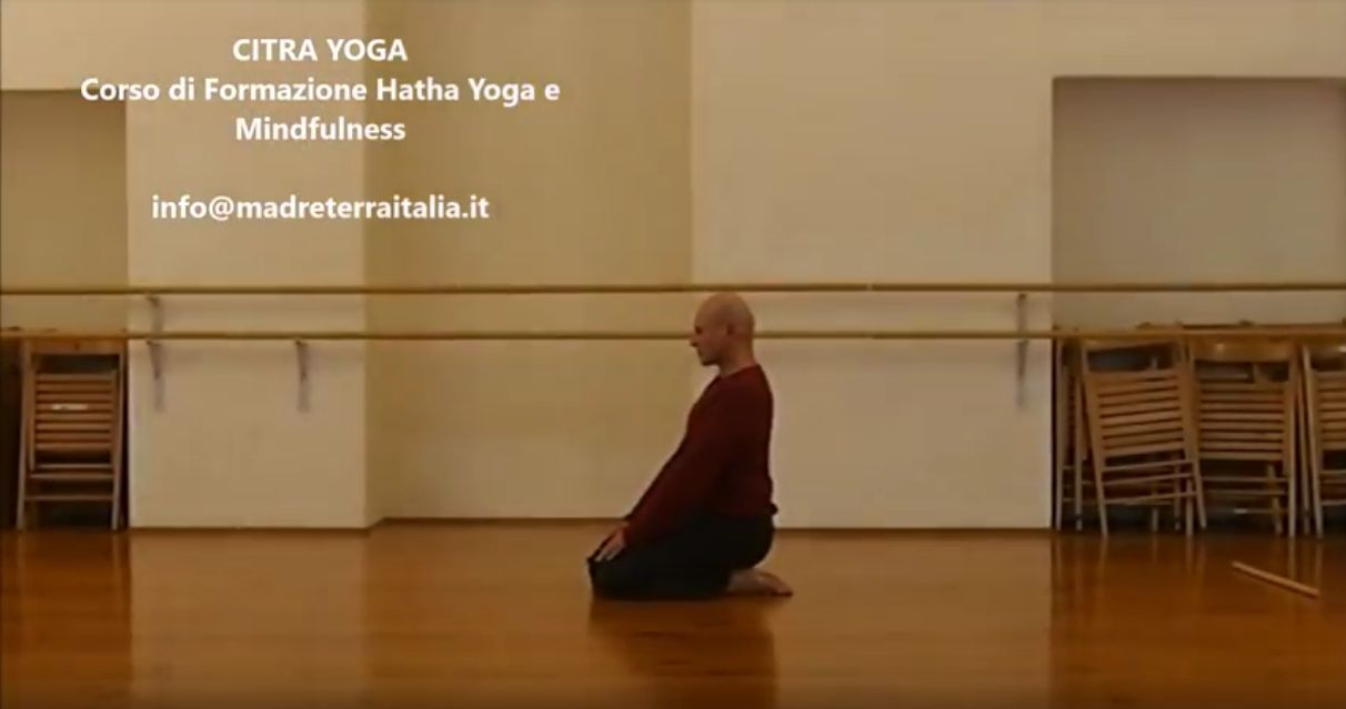 NATYA YOGA SECONDA SEQUENZA