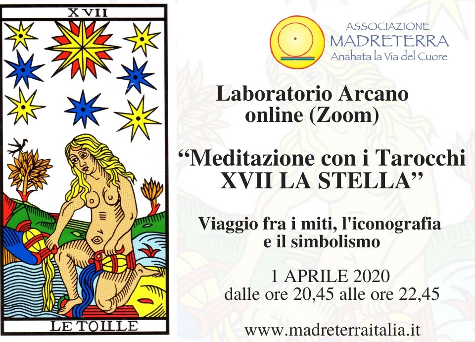 laboratorio arcano aprile 2020 on line